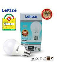 LEKISE หลอดไฟ LED A60 5W  DL KLASSIC LEKISE LED KLASSIC