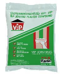VIP ปูนฉาบรอยต่อแผ่นยิปซั่ม  1 kg. สีขาว