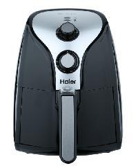 Haier หม้อทอดไร้น้ำมัน ขนาด 2.5 ลิตร  Air Fryer HAF-K25B1  สีดำ