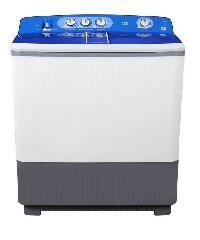 Haier  เครื่องซักผ้า 2 ถัง 15 Kg.  HWM-T150N สีขาว