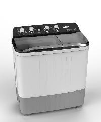 Haier เครื่องซักผ้าสองถังกึ่งอัตโนมัติ 10 กก. HWM-T100 OXI สีขาว