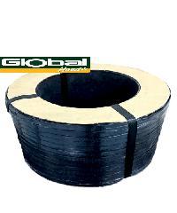 Global house สายรัดพลาสติก PP (7กิโลกรัม/ม้วน) -  สีดำ