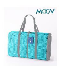 Moov เสื่อกระเป๋า MOOV 1.3 x 1.8 m สีฟ้าทะเล MOOV 1.3 x 1.8 m สีฟ้า