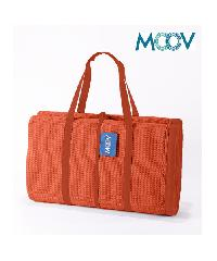 Moov เสื่อกระเป๋า MOOV 1.3 x 1.8 m สีส้ม MOOV 1.3 x 1.8 m สีส้ม