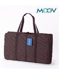 Moov เสื่อกระเป๋า MOOV 1.3 x 1.8 m สีน้ำตาลเข้ม MOOV 1.3 x 1.8 m สีน้ำตาล