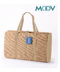 Moov เสื่อกระเป๋า MOOV 1.3 x 1.8 m สีหวาย MOOV 1.3 x 1.8 m สีเบจ