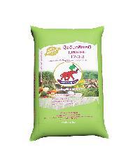 ช้างชูธง ปุ๋ยอินทรีย์เคมี ช้างชูธง  12-3-3 (50kg.) สีเขียว