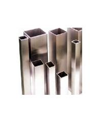 TCJ ท่อสแตนเลส 304  (18-8) 50 x 50 x 1.2 x 6000 mm : H/L   A-554 304