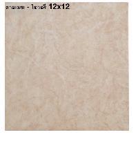 Bellecera 12X12 ลายเมฆ-ไอเวอรี่ (A) FLOOR TILE