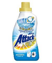 ATTACK น้ำยาซักผ้าแอทแทคเน็กซ์ ลิควิด 900มล 1*12
