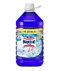 MAGICLEAN ผลิตภัณฑ์ทำความสะอาดพื้น โอเลนเทอร์เฟรช 5200มลX4 สีน้ำเงิน