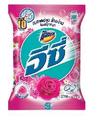 ATTACK EASY ผงซักฟอก แอทแทค อีซี่ แฮปปี้ สวีท 2700 กรัม (P4) สีชมพู