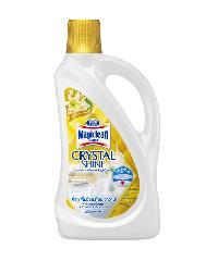MAGICLEAN ผลิตภัณฑ์ทำความสะอาดพื้น คริสตัลโกลด์ 800มล.x12 สีขาว