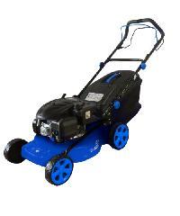 WORLDTEC รถตัดหญ้าน้ำมัน GM 6001 สีน้ำเงิน