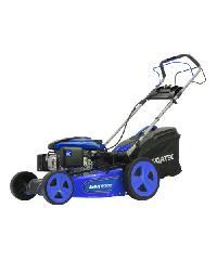 WORLDTEC รถตัดหญ้าน้ำมัน GM 8000 สีน้ำเงิน
