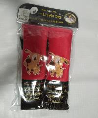 The Little Dog หุ้มเบลท์ลิตเติ้ล ด๊อก The Little Dog สีแดง