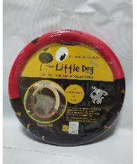The Little Dog หุ้มพวงมาลัยลิตเติ้ลด๊อก The Little Dog สีแดง