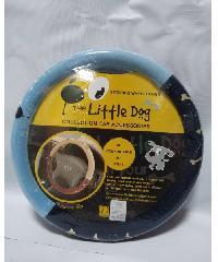 The Little Dog หุ้มพวงมาลัยลิตเติ้บด๊อก The Little Dog สีฟ้า