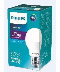 PHILIPS  หลอดแอลอีดี เอสเซนเชียล  13 วัตต์ แสงเดย์ไลท์  สีขาว