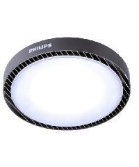 PHILIPS โคมไฟไฮเบย์แอลอีดี  BY239 145W แสงขาว สีดำ สีดำ