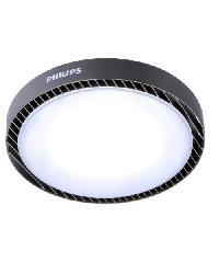 PHILIPS  โคมไฟไฮเบย์แอลอีดี  BY239 62W แสงขาว สีดำ สีดำ
