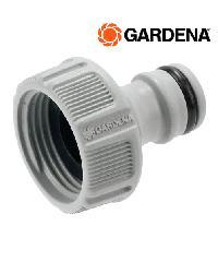 """GARDENA ข้อต่อสำหรับก๊อกน้ำ  ขนาด 3/4"""" (26.5มม.) 18201-20"""