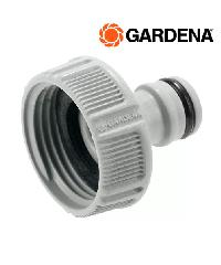 """GARDENA  ข้อต่อสำหรับก๊อกน้ำ  ขนาด 1"""" (33.3 มม)"""