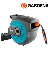 GARDENA  ที่เก็บสายยางแบบอัตโนมัติ พร้อมสายยาง 15 ม.  08022-20