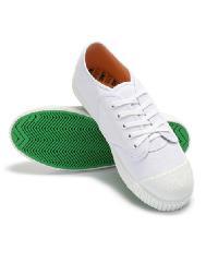 NANYANG รองเท้าผ้าใบนันยาง เบอร์ 39 205-S สีขาว