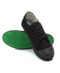 NANYANG รองเท้าผ้าใบนันยาง เบอร์ 42 205-S สีดำ
