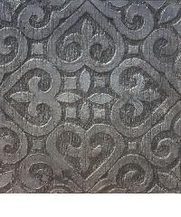 CONTEXTURE คอนกรีตพิมพ์ลาย 40x40x3.4ซม.  Deluex 01 สีดำ  สีดำ
