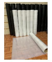 POLLO ผ้าพลาสติกปูบ่อ 3.6ม.x40หลา100ไมครอน(ใส)  NYC-RB010