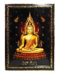 Anchalee frame ภาพพระพุทธชินราช  A41 ขนาด15x21