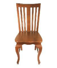 MPTeak เก้าอี้ไม้สักทอง 5 ซี่ ขาใหญ่  CH001