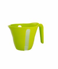 UCHI เหยือกน้ำมีสเกล ขนาด 1 ลิตร A0226-GN สีเขียว