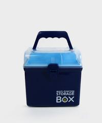 - กล่องเก็บของ JF038-BU สีน้ำเงิน