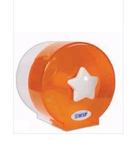 WSP กล่องใส่ทิชชู ม้วนเล็ก  TP-113OR ส้ม