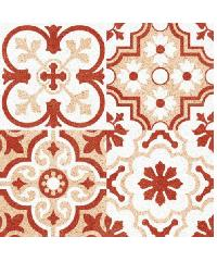Sosuco 60x60 ตะวันฉาย แดง (4P) A. Floor Tiles