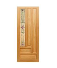 Masterdoors ประตูนาตาเซีย ขนาด 80x200 cm. Jasmine 06A ธรรมชาติ