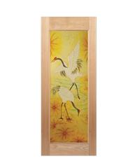 Masterdoors ประตูนาตาเซีย  ขนาด 80x200 cm. Master-004 ธรรมชาติ