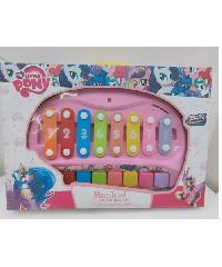 Sanook&Toys  เปียโนเด็ก  296753 สีชมพู
