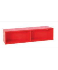 MJ ตู้แขวนเสริม SAV-WS208-RE แดง