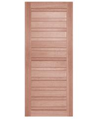 BEST ประตูไม้สยาแดง ขนาด100x200ซ.ม. GS-53