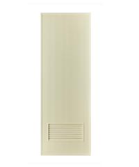 BATHIC ประตู PVC BS2 ขนาด 80x200 cm. 8226200 ครีม