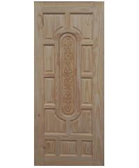 BEST ประตูพิเศษไม้สน ขนาด  69.5x196Cm. ART-02
