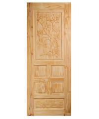 BEST ประตูทึบ 45x200 ขอบ 3 -