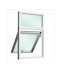 EZY WINDOW หน้าต่างบานกระทุ้ง Trustand Ezy ขาว