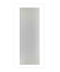 BATHIC ประตู PVC ขนาด  70x200  cm. BC1 สีเทา