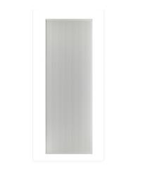 BATHIC ประตู PVC  ขนาด 70x180cm.  BPC1 สีขาว