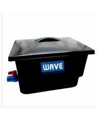 WAVE ถังดักไขมัน 60 ลิตร WGT-60 ON ดำ